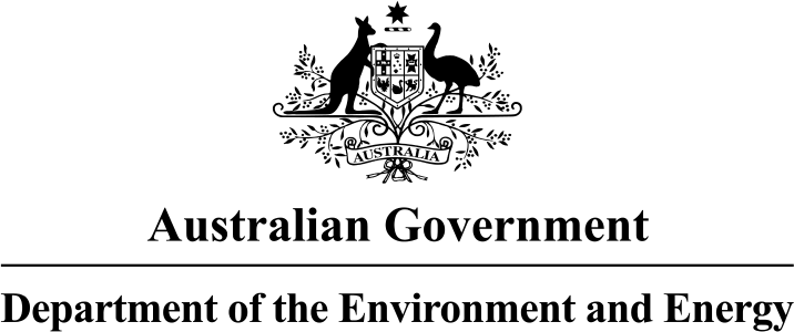 Australian Government Department of the Environment and Energy